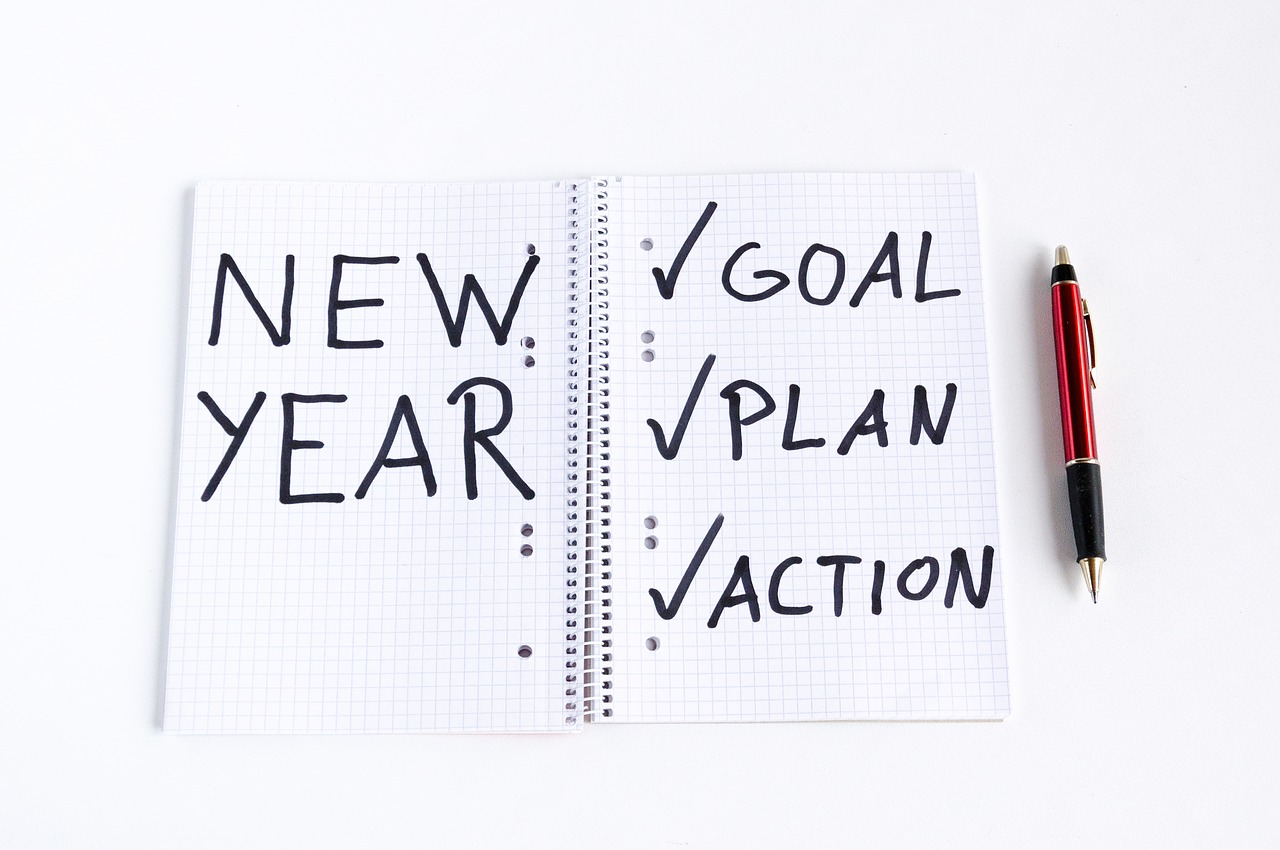 Is It Possible To Stick With New Year's Resolutions?