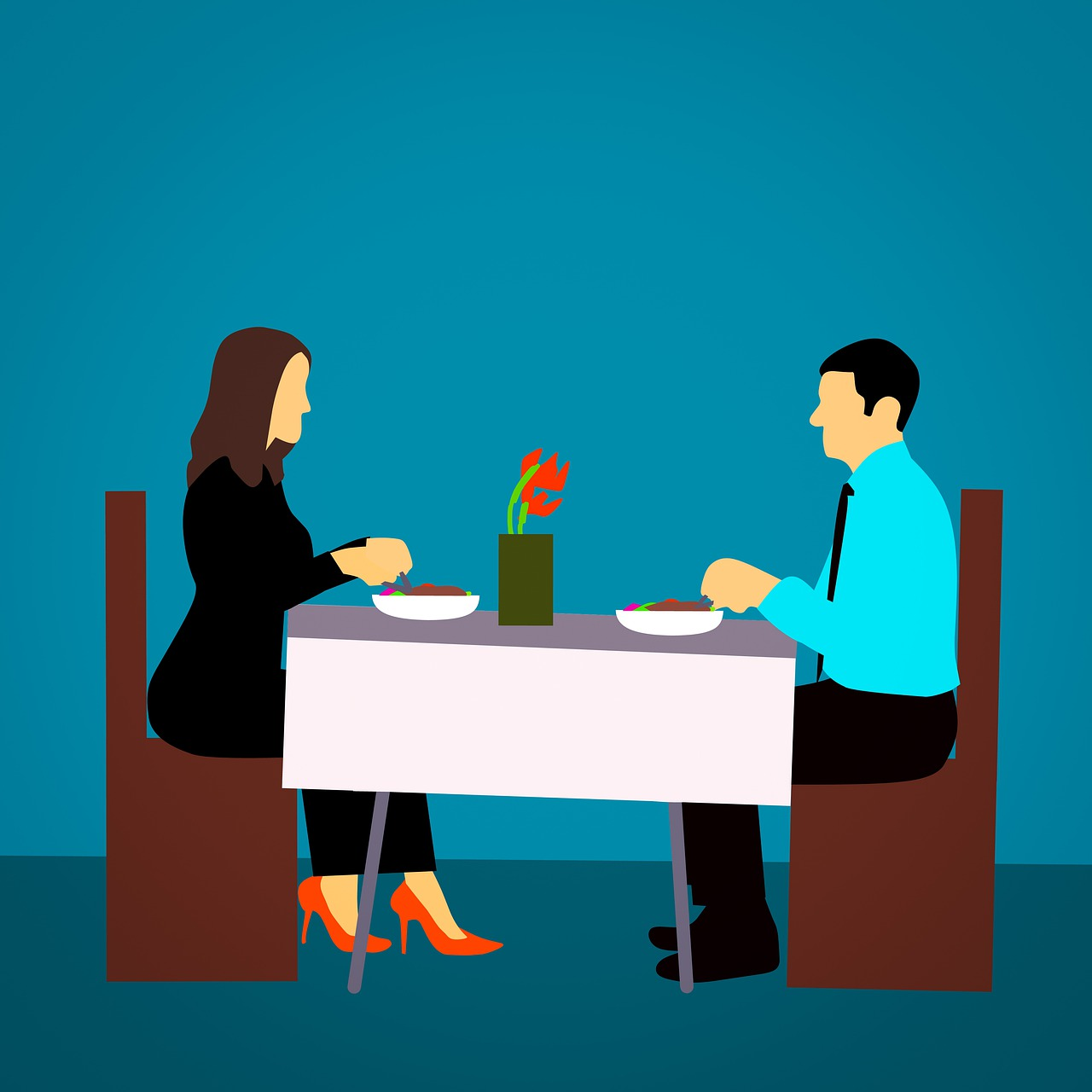 Professional Dining Etiquette, Dining Etiquette Rules Every Professional Should Know, dining etiquette do's and don'ts,good table manners