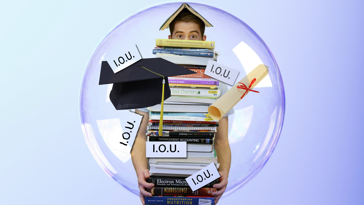 Most Common Misconceptions About Student Loans, student loan myths,student loan misconceptions,student loan myths busted