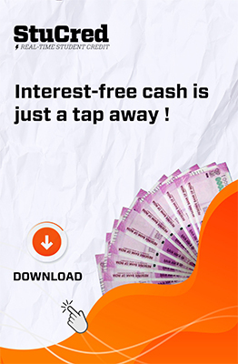 Stucred, Interest-free cash is just a tap away !